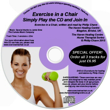 The Exercise in a Chair CD